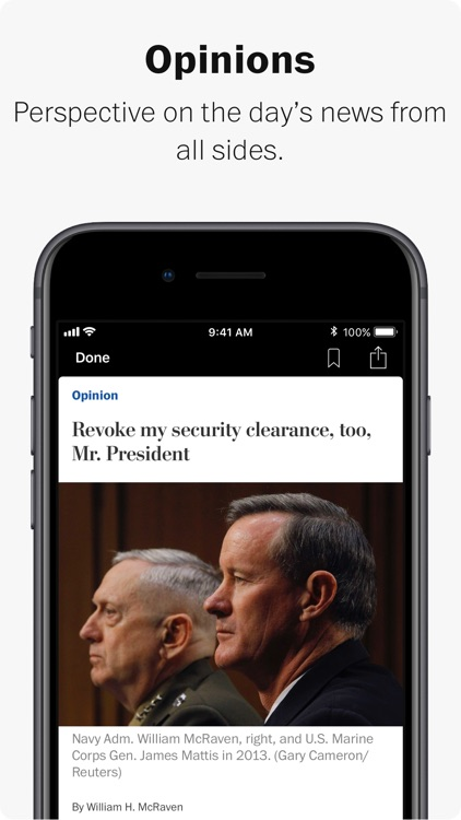 The Washington Post Classic screenshot-5