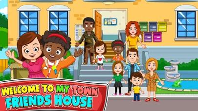 Screenshot for My Town : Best Friends' House in Saudi Arabia App Store