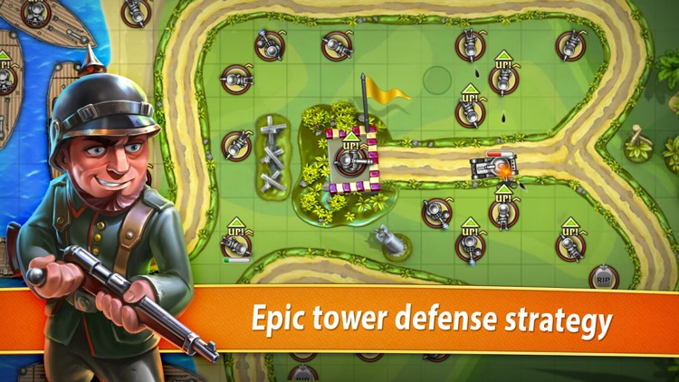 Toy Defense – TD Strategy Game screenshot-0