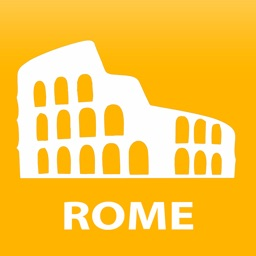 Rome travel map guide 2018