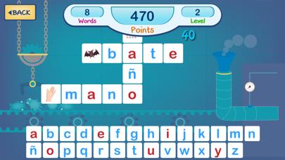 Leo Spanish Crosswords screenshot three