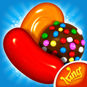 Candy Crush Saga Games app