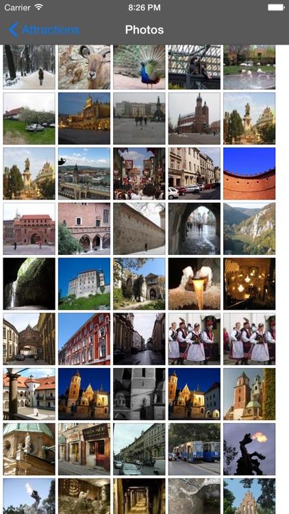 Krakow Travel Guide Offline