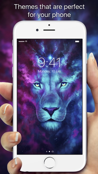 VIP Wallpapers Themes Pro screenshot one