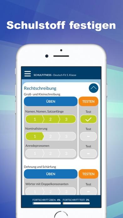 Deutsch Fit 5. Klasse screenshot 4
