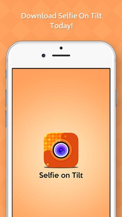 Selfie on Tilt - Filters, Effects & Picture Editor screenshot-4