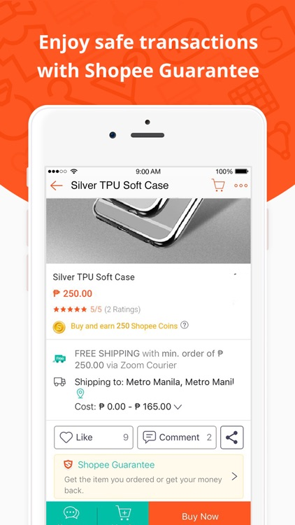 Shopee PH-Buy and Sell Online screenshot-3