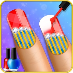Fancy Nails Makeover Salon
