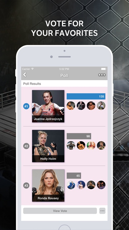 Amino for: MMA & UFC screenshot-3