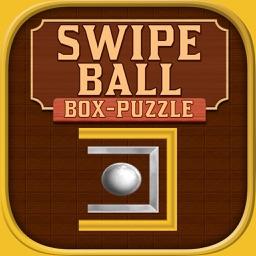 Swipe Ball Box Puzzle