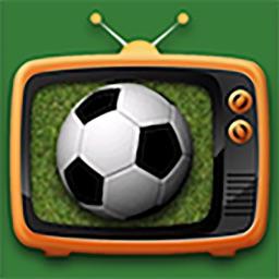 Football on the TV