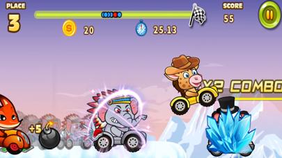 Bentale Racing screenshot two