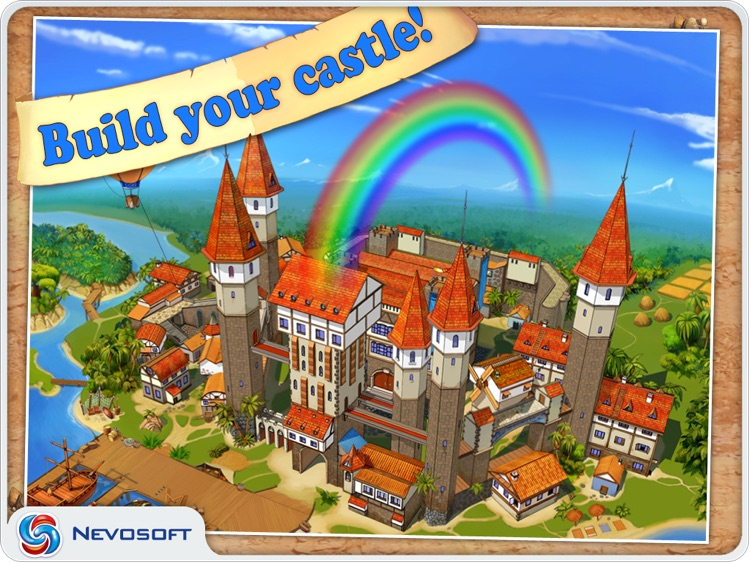 My Kingdom for the Princess II HD Lite screenshot-4