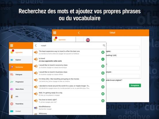 Learn English with MosaLingua Screenshots