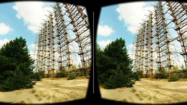 Chernobyl 360 VR Travel screenshot-3