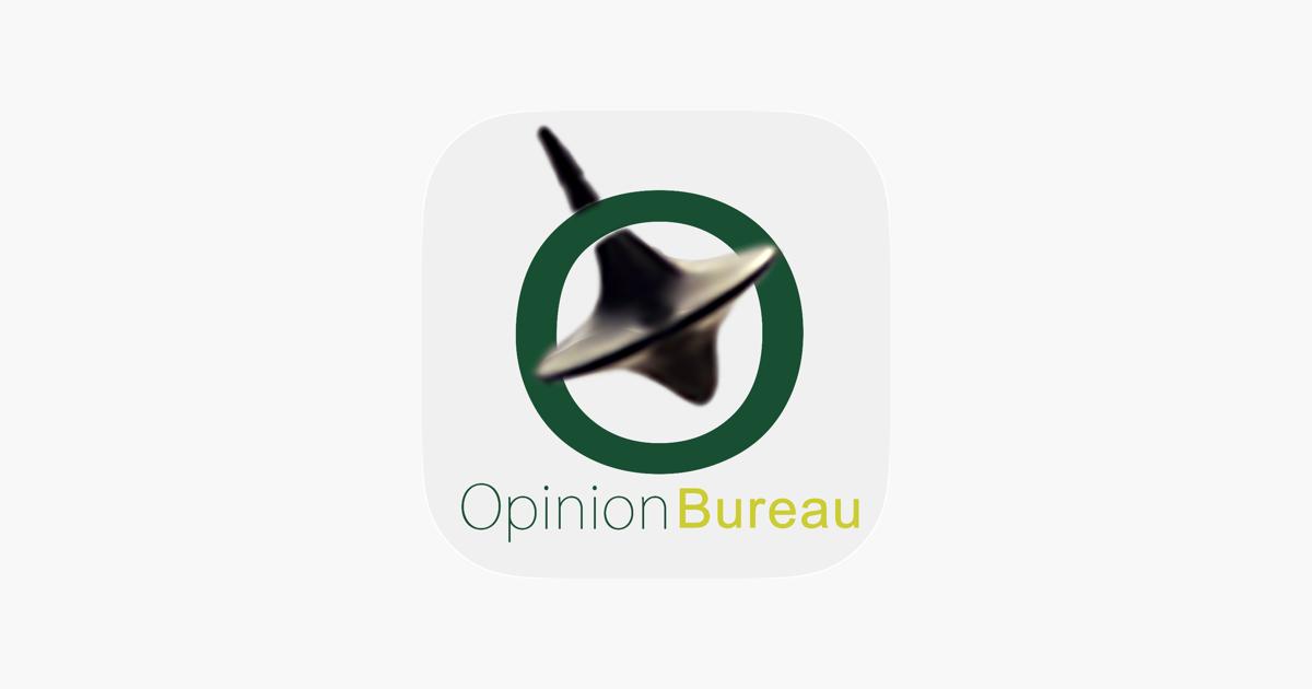 Resultado de imagen de opinion bureau logo