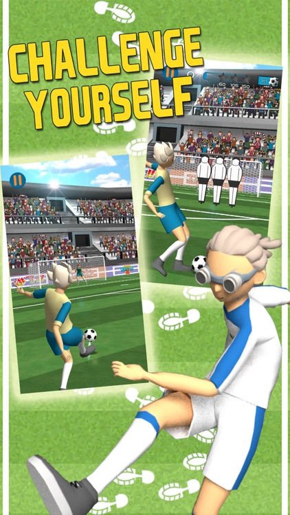 Penalty shootout - Soccer Cup screenshot-0