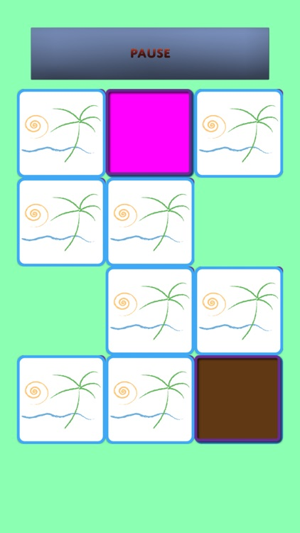 Color Match: Preschool Memory