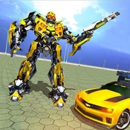Real Robot War - Transform Car