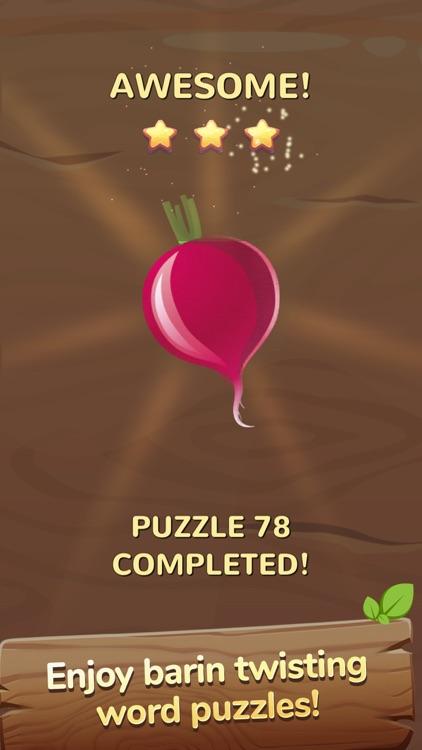 Word Farm Crossword screenshot-3