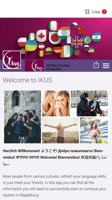 IKUS Magdeburg screenshot one