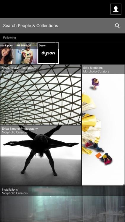 Morpholio – Design Portfolio screenshot-3