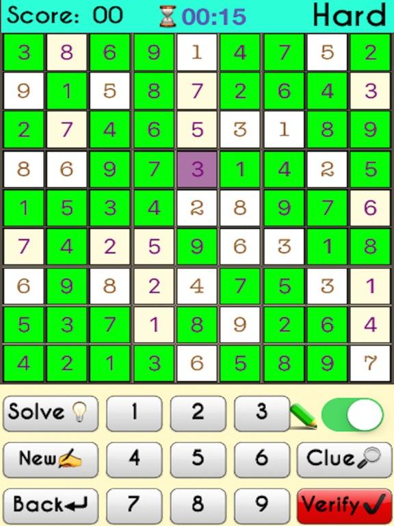 Sudoku Challenge - Premium screenshot 8