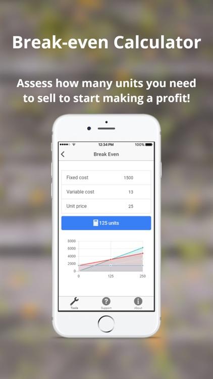 Small Business Toolbox screenshot-4