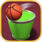 扔纸团篮球版投篮游戏 icon