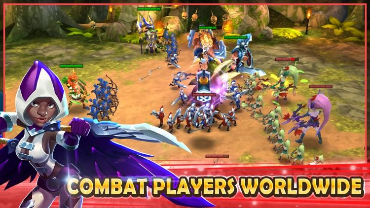 Wartide: Heroes of Atlantis screenshot-4