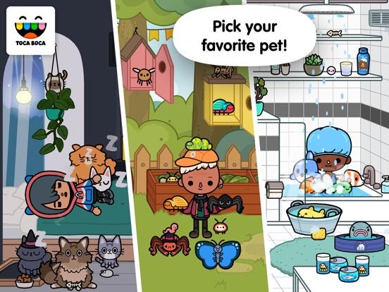 Toca Life: Pets screenshot 7