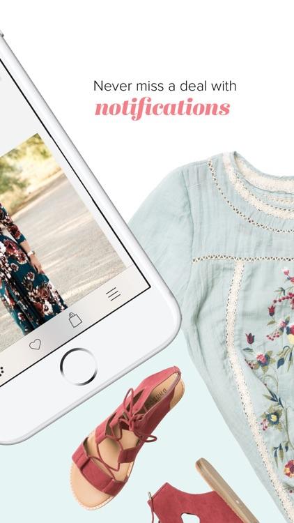 Jane - Daily Boutique Shopping screenshot-4