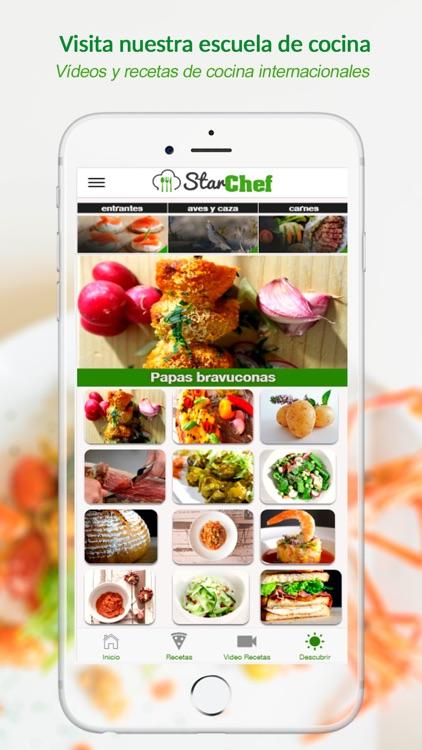 StarChef: Recetas de Cocina screenshot-4