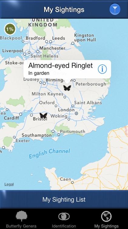 Butterfly Id - UK Field Guide screenshot-4