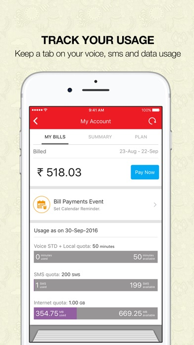 Download My Airtel-Recharge, Pay & Bank for Pc