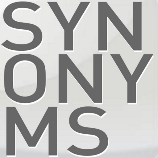 Download Synonyms - Game free for iPhone, iPod and iPad