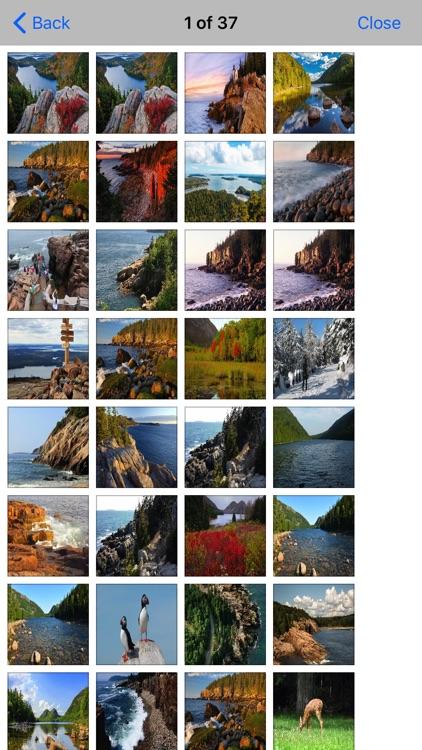 Acadia National Park -Great screenshot-4