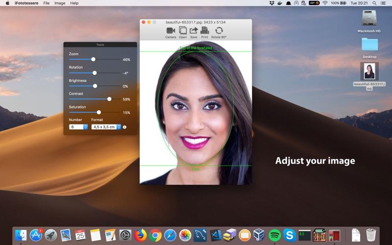 iFototessere Screenshot