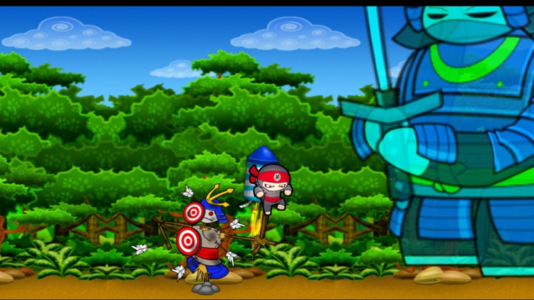 Chop Chop Ninja screenshot-2