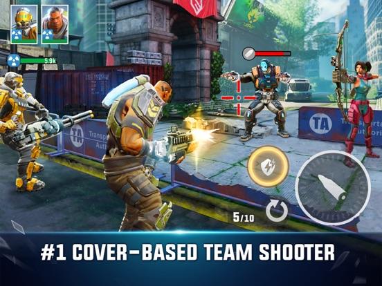 Hero Hunters screenshot 6