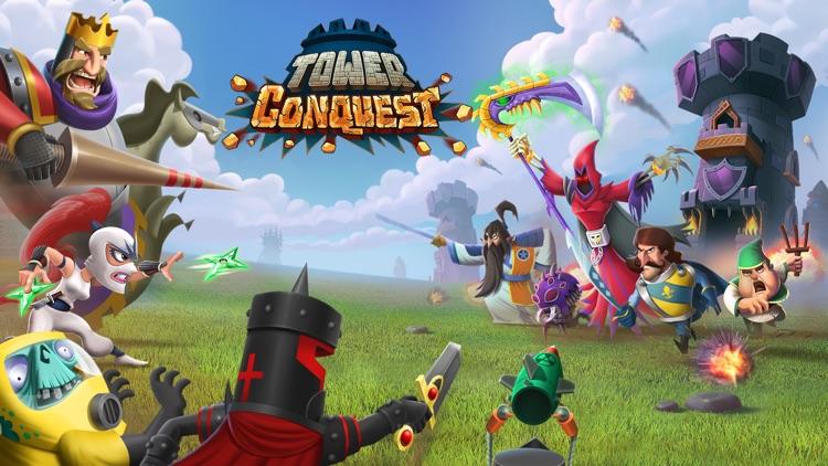 Tower Conquest screenshot-0