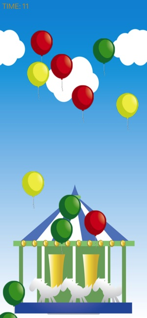 Pop Balloon Bursting Screenshot