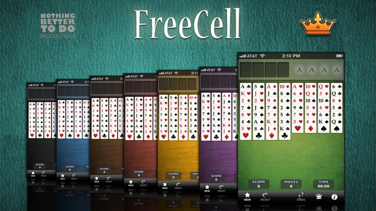 NBTD FreeCell Lite screenshot-3