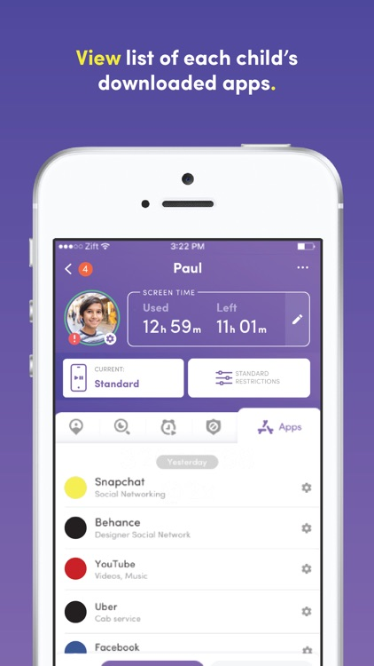 Zift | Parental Control App screenshot-6