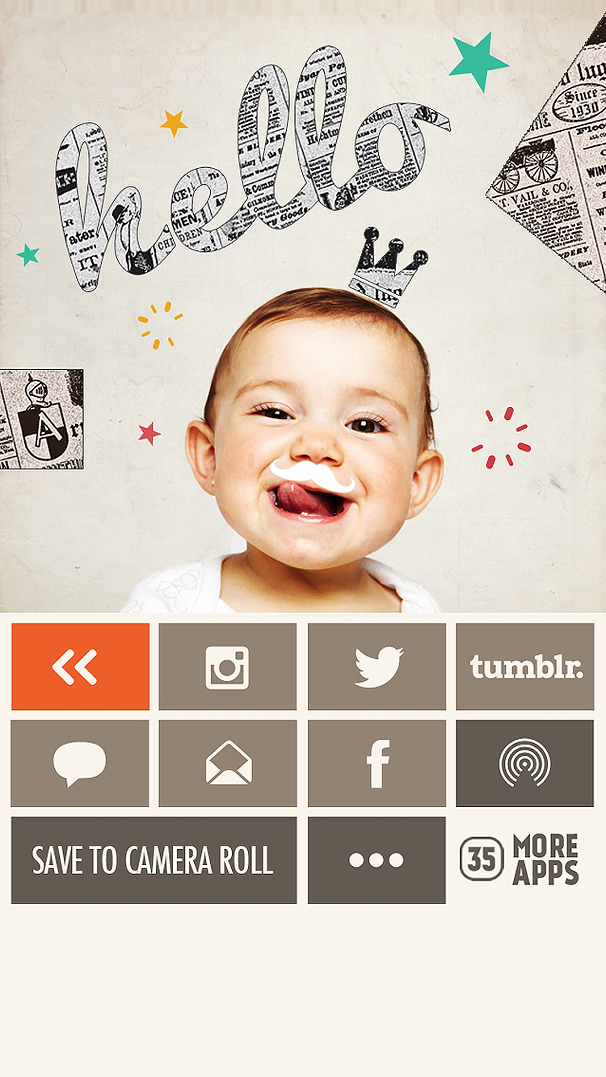Screenshot do app Fonta - Little Design Studio