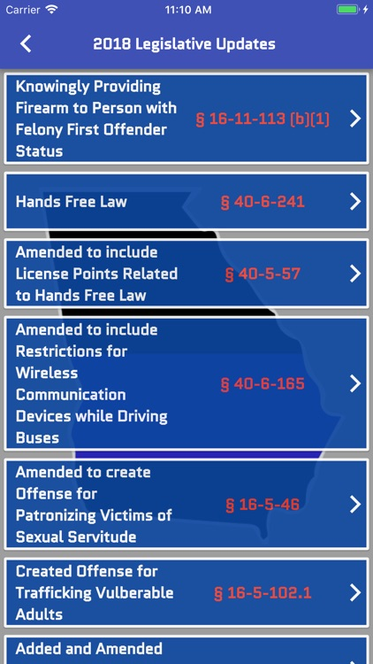 Law Enforcement Guide screenshot-8
