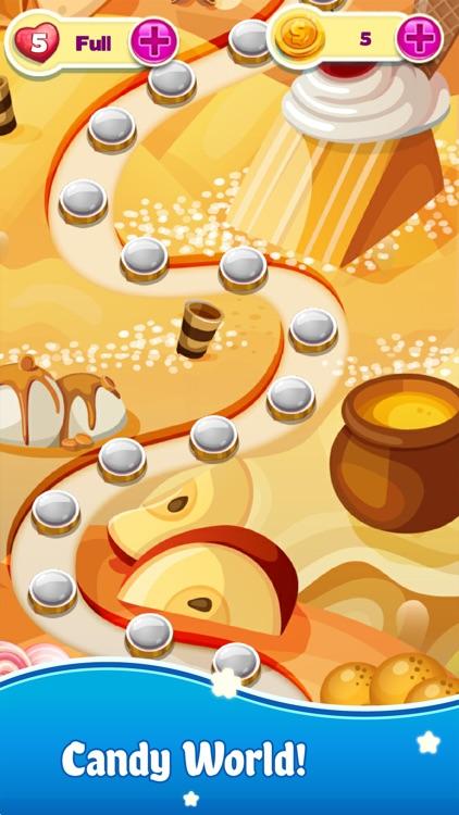 Candy Jam - Match 3 screenshot-3
