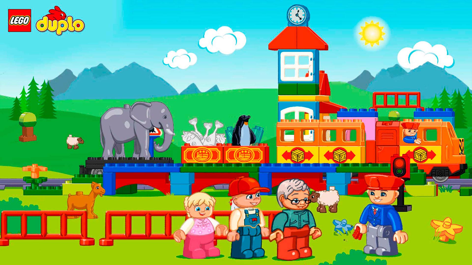LEGO ® DUPLO ® Train screenshot 13