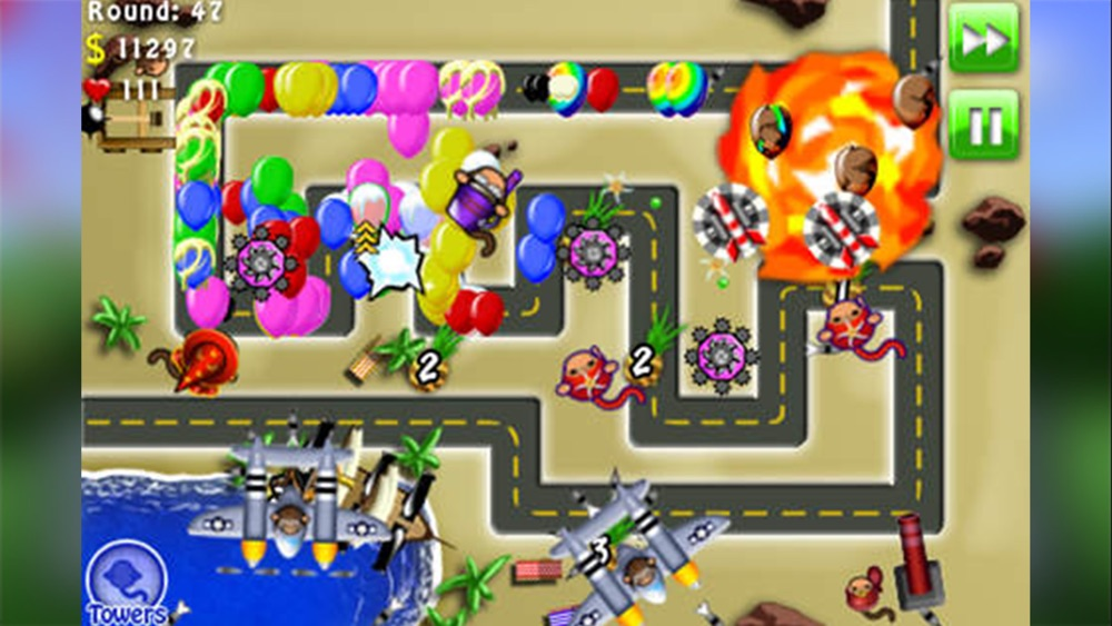 Bloons TD 4 Cheat Codes