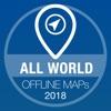 オフラインマップ+カーナビ